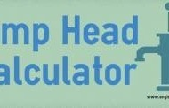 Pump Head Calculator - Online Calculator