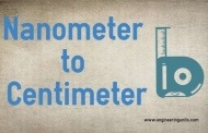 Nanometer to Centimeter